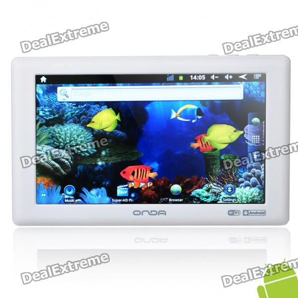 """Onda VX610W Verbesserte 7 """"Touch-Screen Android 2.3 Tablet PC w / Wi-Fi + TV Out (8GB / A10 / 2160p)"""