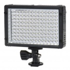 10W 800LM 126-LED White Light Video Lamp with Filters for Camera/Camcorder