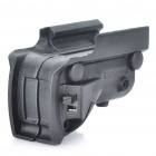 Red Laser Gun Aiming Sight with Rail Mount (1 x CR2032)