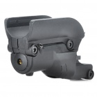 Red Laser Gun Sight Aiming mit Rail Mount (1 x CR2032)