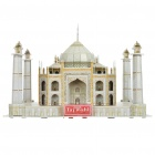 Taj Mahal DIY Paper 3D Puzzle Model (55-Piece)