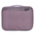 "ROCK Protective Handbag One Shoulder Bag for Mac Book Air 13"" / 14.1"" Laptop Notebook - Purple"