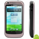 "K600A Android 2.2 GSM TV Smartphone w/ 3.2"" Touch Screen, Dual SIM, Wi-Fi and GPS - Champagne"