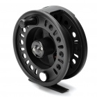 Resin Fly Fishing Reel - Black