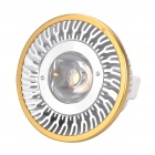 MR16 3.3W 7000K 180LM 1-LED White Light Bulb (DC 11~18V)