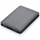 Stylish PU Leather Protective Carrying Case for Kindle 4 - Black