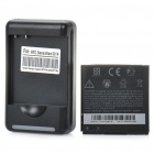 Designer's 1520mAh Battery w/ Charging Cradle for HTC Sensation / Pyramid / G14 / Z710E