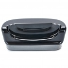 Designer's Charging Dock Cradle for Blackberry 9900 - Black