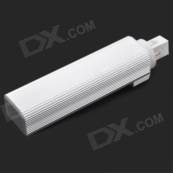 G24 12.1W 720LM 7000K 60x5050 SMD LED White Light Bulb (AC 100~240V)