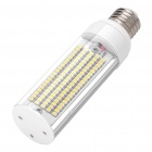 E27 5.3W 680LM 3200K 100x3528 SMD LED Warm White Light Bulb (AC 100~240V)