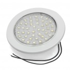 3.5W 6500K 400-Lumen 42-LED White Light Embedded Ceiling Down Lamp (AC 90~265V)