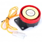 Anti-Theft Security Alarm System with MP3 Speaker for Motorcycle