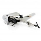 Iphone/Ipod Touch/Ipad Controlled Rechargeable 3.5-CH R/C i-Helicopter w/ Gyroscope - White