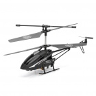 iPhone/iPod Touch/iPad Controlled Rechargeable 3.5-CH R/C i-Helicopter w/ Gyroscope - Black