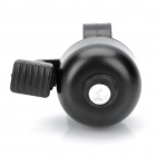 Mini Iron Bicycle Bike Bell Ringer - Black