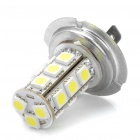 160-170LM 6000-6500K 18-LED Car Front Fog Lamp Light - H7 Connector
