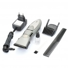 Hair Trimmer Clipper recargable con accesorios conjunto (AC 220 ~ 240V)
