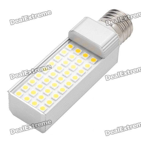 E27 7.1W 810LM 3200K 36x5050 SMD LED Warm White Light Bulb (AC 100~240V)