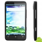 "A1200 WCDMA Android 2.3 TV Smartphone w/ 4.3"" Capacitive, Dual SIM, Wi-Fi and GPS - Black"