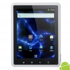 "8"" Capacitive Android 2.3 3G Tablet PC w/ GPS / Dual-Camera / WiFi / HDMI / TF (TCC8803 1GHz / 8GB)"