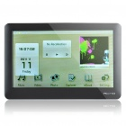"Acho A808 4,3 ""Touch Screen MP4 Player w / TF / 3,5 mm Klinke (4GB)"