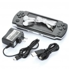 "JXD A1000 4.3"" LCD Game Console Media Player w/ 300KP Camera / AV-Out / FM / TF - Black (4GB)"
