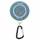 "1.2"" LCD Digital Compass with Time Display (1 x CR2032)"