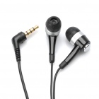Designer's In-Ear Earphone w/ Microphone / Volume Control / USB Charging/Data Cable for Samsung