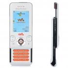 "Refurbished Sony Ericsson W580i GSM Walkman Phone w/ 2.0"" LCD, Quadband and JAVA - White"