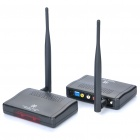 2.4G 300M 4-Channel Wireless AV Transmitter + Receiver Kit