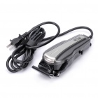 Professional Magnetic Hair Clipper Trimmer w/ Accessories Set (AC 220V / 2-Flat-Pin Plug)