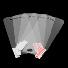 Glossy Screen Guards Protectors w/ Cleaning Cloth for iPhone 4 (5-Pack)