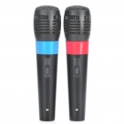 PEGA USB Karaoke Microphone for Wii / PS3 / PS2 / Xbox 360 / PC (Pair)