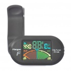 "Flanger FT-12C 1.3"" LCD Clip-On Chromatic Tuner (1 x CR2032)"