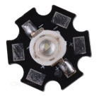 Green PG180A LED Emitter on Star (20mm 3.5~3.75V)