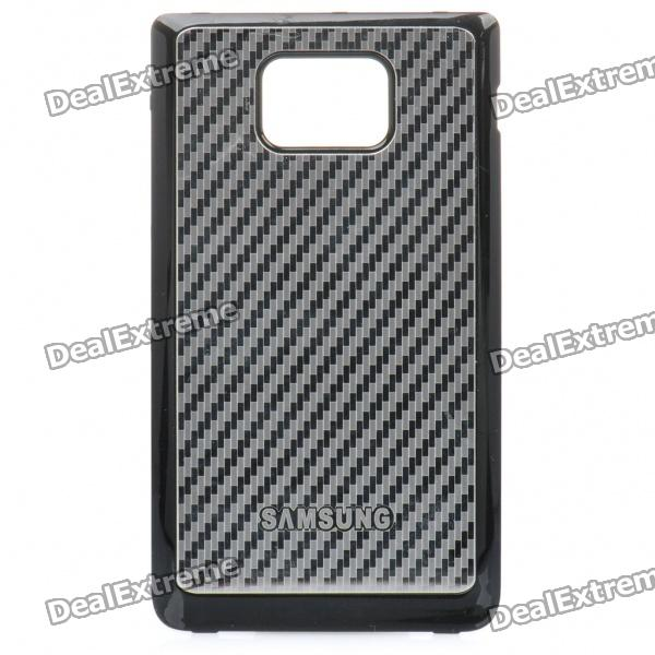 Stainless Steel Replacement Battery Cover for Samsung Galaxy S2 / i9100