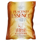 Placenta Essence Whitening & Revitalisierende Gesichtsmaske Powder