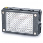 7W 800Lx 5600K 96-LED White Light Video Lamp with Filters for Camera/Camcorder