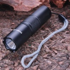 FandyFire S1 XR-E Q5 200-Lumen 2-Mode White LED Flashlight with Strap (1 x 16340)