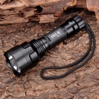 UltraFire C8-T6 Cree XM-L T6 800LM 5-Mode White LED Flashlight (1 X 18650)