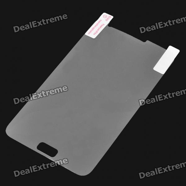 Glossy Screen Guard Protector w/ Cleaning Cloth for Samsung Galaxy Note GT-i9220