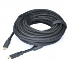 Z-TEK ZC082A 2160P HDMI V1.4 Male to Male Connection Cable (15M)