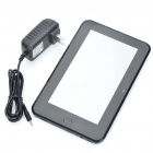"Superpad i7 Android 2.3 Tablet w/ 7.0"" Resistive, Camera and Wi-Fi - Black + Gray (4GB)"