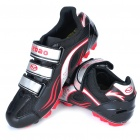 Outdoor Sports Mountain Cycling Shoes - Pair (Size 39)