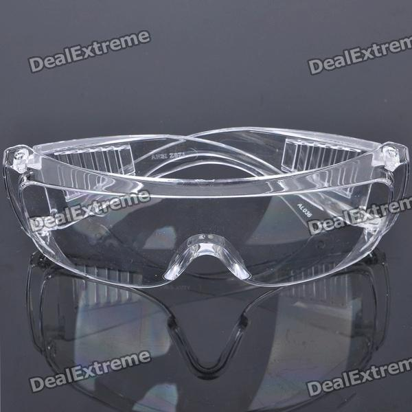 Sports Experiment Protective PC Goggles - Transparent