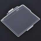 Protective Snap-on Hard Screen Protector Cover for Nikon D7000 / BM-11 LCD