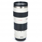 Unique Simulation Dummy Zoom Lens Thermos Mug Cup (400ml)