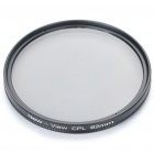 NEW-VIEW CPL polarizador Lens Filter (62 milímetros)