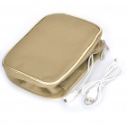 USB Powered Lunch Box Warmer Bag - Khaki (DC 5V)