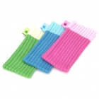 Stylish Protective Knitting Case for iPhone / iPod - Random Color (3-Piece Pack)